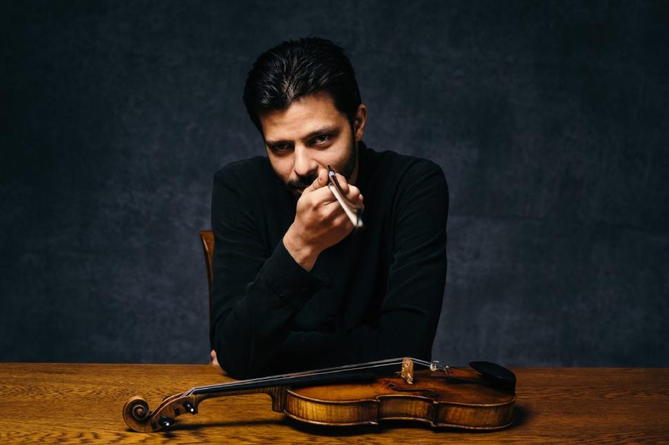 Răzvan Stoica hegedűművész